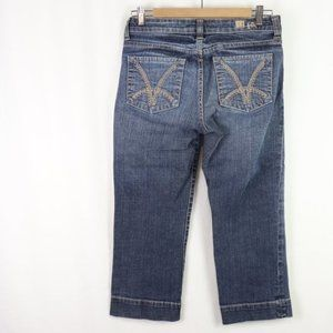 💥Sale Kut From The Kloth capri jeans size 4